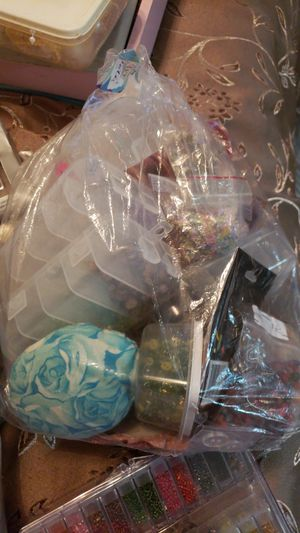 Seed bead collection (grab bag) for Sale in Virginia Beach, VA