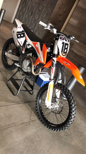 Ktm 250 sxf 2019 for Sale in Los Angeles, CA