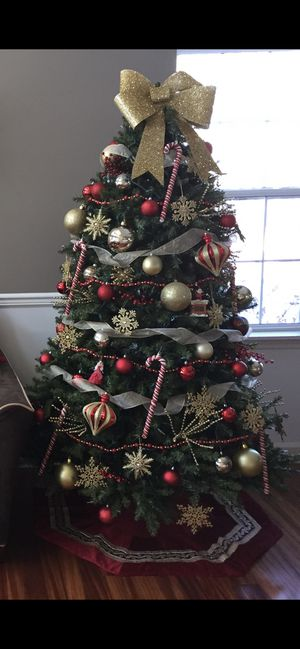 7ft Christmas Tree for Sale in Round Lake, IL