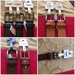 🦃🦃 $12 XMAS 🎁LEATHER BELT for Sale in Rialto, CA