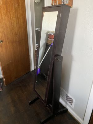 Mirror with door and storage for Sale in Westminster, CO
