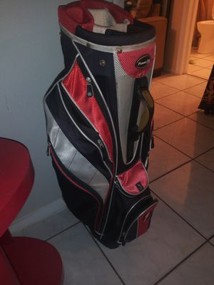 Power built golf club bag for Sale in Pompano Beach, FL