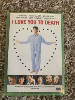 I love you to death on DVD for Sale in Hanford, CA