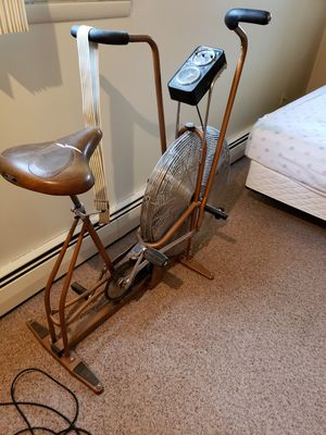 Vintage Schwinn Air Dyne Stationary Bike for Sale in Waterford Township, MI