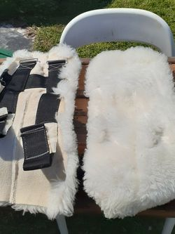 Equine Shipping Boots Fleece (2) for Sale in Summerfield,  FL