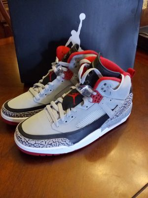 Jordan Spizike gym red/black-white-wolf grey size 10 Brand New never worn! Box included $175 for Sale in Phoenix, AZ