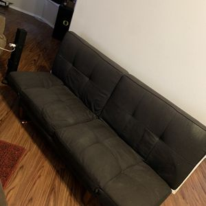 Black Futon for Sale in Cornelius, OR