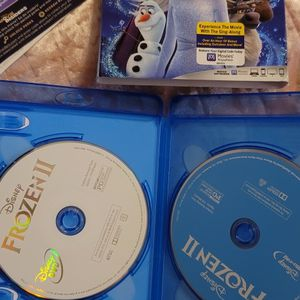 Disney Frozen 2 And Maleficent for Sale in Antioch, CA