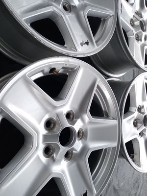 Jeep wrangler OEM wheels for Sale in Altamonte Springs, FL
