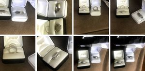 Wedding ring set for Sale in Richmond, VA