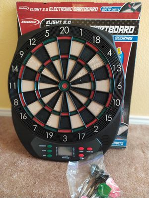 Electronic dart board for Sale in Denton, TX
