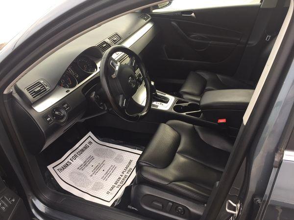 2010 Volkswagen Passat 2.0 turbo
