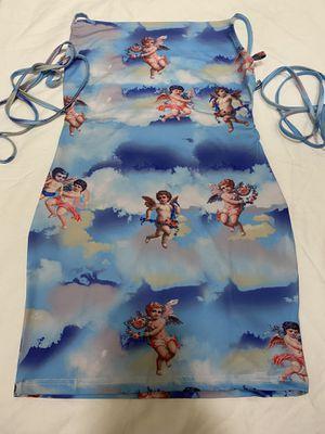 Blue angel dress for Sale in Las Vegas, NV