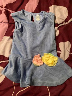Girl s flower dress 12-18 months for Sale in Johnson City, TN