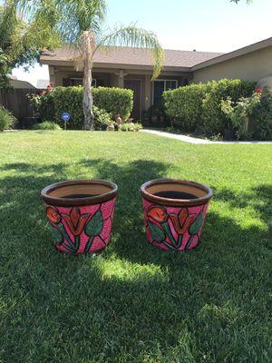 Plant pots for Sale in Dinuba, CA