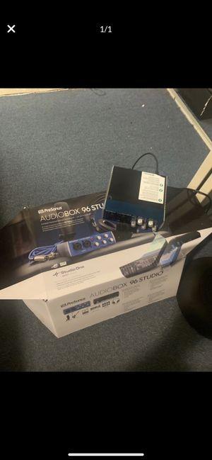 Audio box 96 studio presonus for Sale in College Park, MD