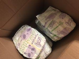 luvs diapers for Sale in Creedmoor, TX