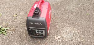 Honda eu2000i generator for Sale in Staten Island, NY