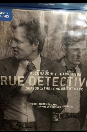 Blu ray - TRUE DETECTIVE -season 1 for Sale in Tamarac, FL