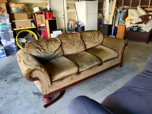 Sofa and Loveseat Need To Go for Sale in Visalia, CA