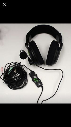 Turtle beach x12 headset. for Sale in Hudson, OH