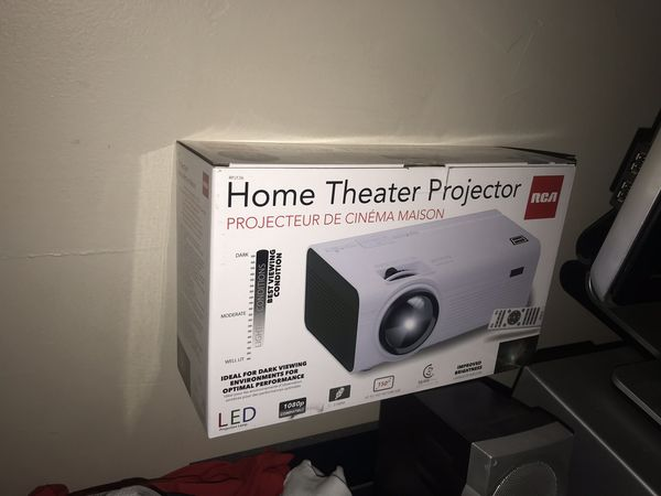 Bram new projector