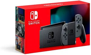 Nintendo Switch with Gray Joy‑Con - HAC-001(-01 for Sale in Bristow, VA