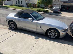 2005 BMW Z4, 2.5 stick shift, 90,000 mileage for Sale in Hayward, CA