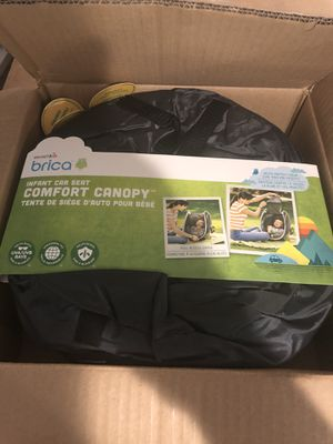 Munchkin Comfort Canopy Car Seat for Sale in Frederick, MD