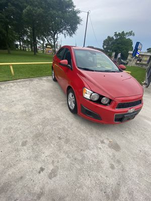 2012 Chevy sonic LT for Sale in Humble, TX