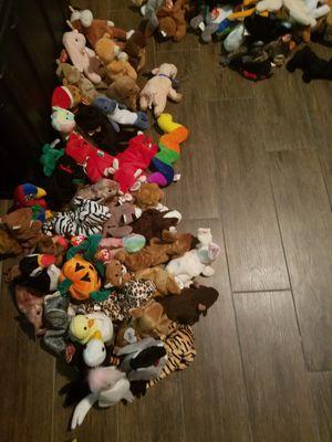 TY beanie baby plush teddy bear toys for Sale in Miami, FL