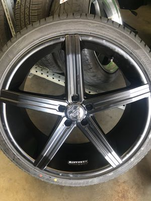"Versante 22"" wheels for Sale in Lakewood, CA"