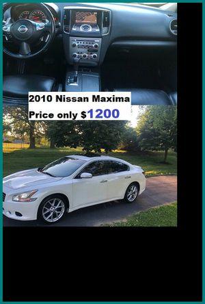 ֆ12OO_2010 Nissan Maxima for Sale in Gainesville, FL