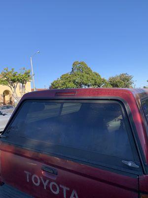 Toyota Tacoma 1996 pick up truck camper for Sale in Santa Monica, CA