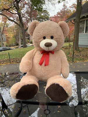 "42"" tall teddy bear for Sale in Minneapolis, MN"