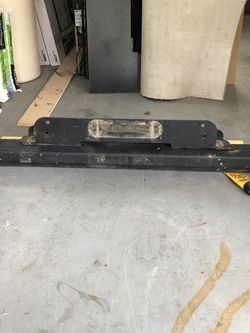 Jeep Wrangler Winch Plate and Bumper for Sale in Beaverton,  OR