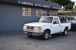 1996 Ford Ranger Regular Cab for Sale in Tampa, FL