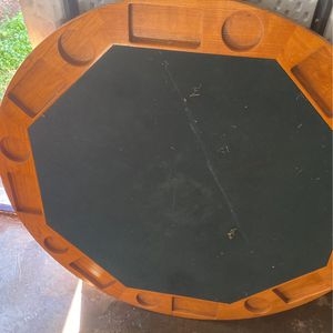 Poker Table for Sale in Fort Worth, TX