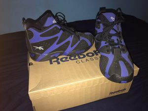 Reebok Kamikaze shoes - size 10 for Sale in Aliquippa, PA