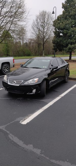 2008 Lexus is 250 AWD for Sale in Inman, SC