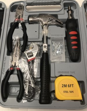 130-piece household hand tool set(new) for Sale in Philadelphia, PA