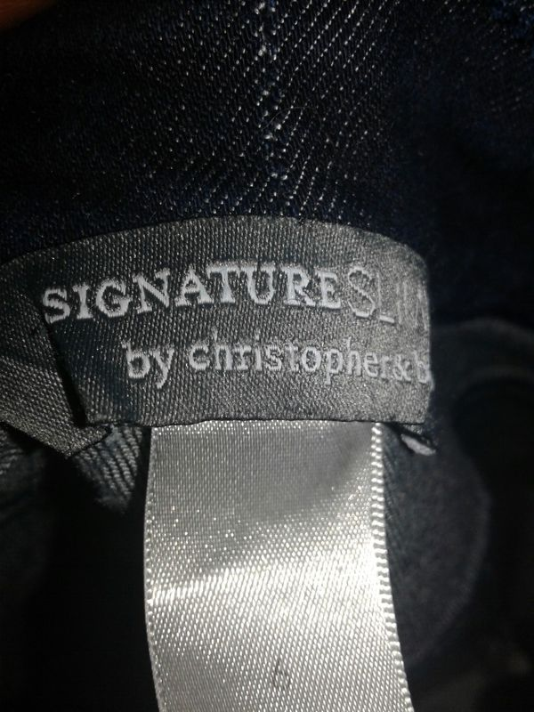 New skinny jeans signatures