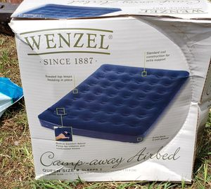 Wenzel Camping air mattress brand new in box for Sale in Aberdeen, MD
