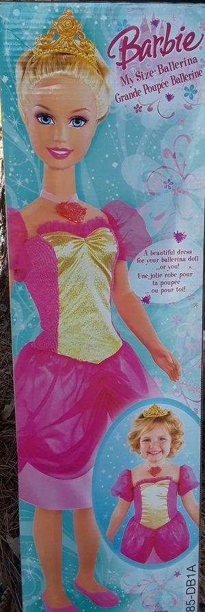 Barbie, My size: Princess for Sale in Lilburn, GA