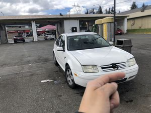 2000 VW Jetta for Sale in Puyallup, WA