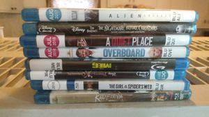 Miscellaneous Blu-ray DVD movies for Sale in Indianapolis, IN