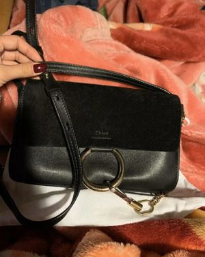Chloe small Faye black crossbody bag for Sale in Brooklyn, NY