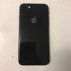 iPhone 8 (regular Size) 256gb Verizon Unlocked All Carriers Black Color Good Condition for Sale in San Diego, CA