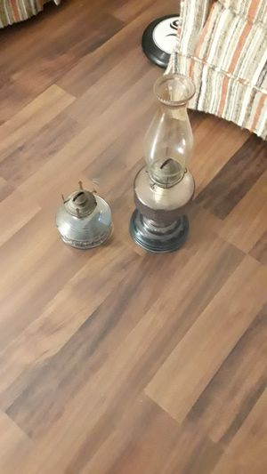 Oil lamps for Sale in South Whitley, IN