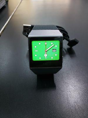 Fitbit Ionic FB503 GPS Smartwatch for Sale in Boca Raton, FL